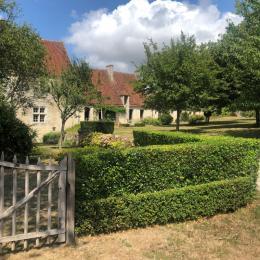 Manoir de La Moussetière - Jardin - Chambre d'hôtes - Boissy-Maugis