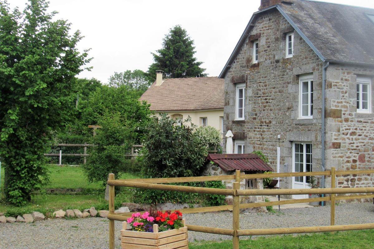 Gite Marlotte - Location de vacances - La Lande-Saint-Siméon