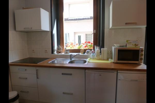 cuisine - Location de vacances - Wimereux