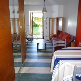 séjour salon - Location de vacances - Wimereux