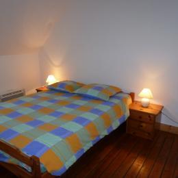 chambre parentale - Location de vacances - Wimereux
