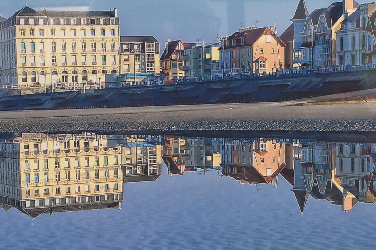 Villa, vue de la mer - Location de vacances - Wimereux