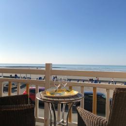 Balcon - Location de vacances - Wimereux