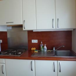 cuisine équipée - Location de vacances - Wissant