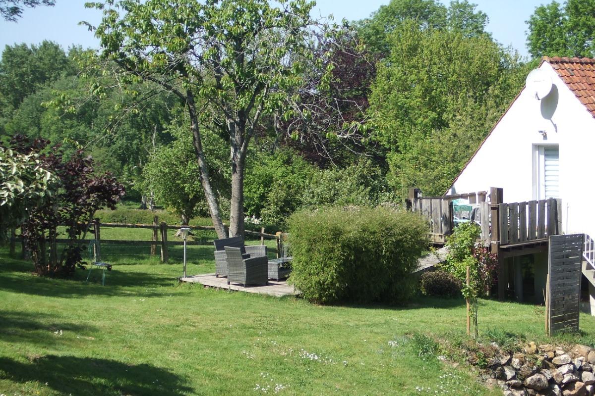 - Location de vacances - La Madelaine-sous-Montreuil