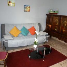 Salon - Location de vacances - Etaples Sur Mer