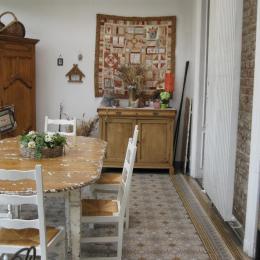 La Véranda - Chambre d'hôtes - Saint-Omer