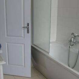 La salle de bain - Chambre d'hôtes - Saint-Omer