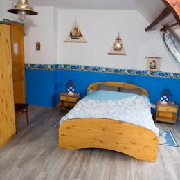 chambre bateau - Chambre d'hôtes - Guînes