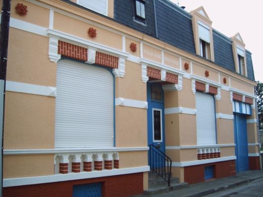 façade - Location de vacances - Wimereux