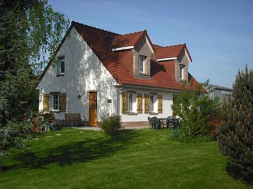 Maison mitoyenne à Saint-Pol sur Ternoise - Location de vacances - Saint-Pol-sur-Ternoise