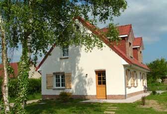 entrée du gite pour 1 à 2 personnes - Location de vacances - Saint-Pol-sur-Ternoise