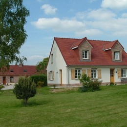 vue d'ensemble des gites de Rosemont - Location de vacances - Saint-Pol-sur-Ternoise