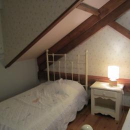 chambre 2 lits  - Location de vacances - Le Touquet-Paris-Plage