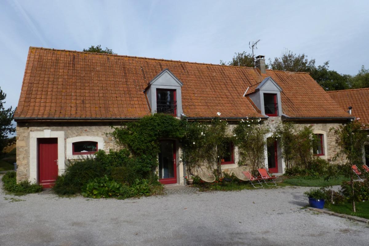 La Maison de Géraldine - Location de vacances - Wimille