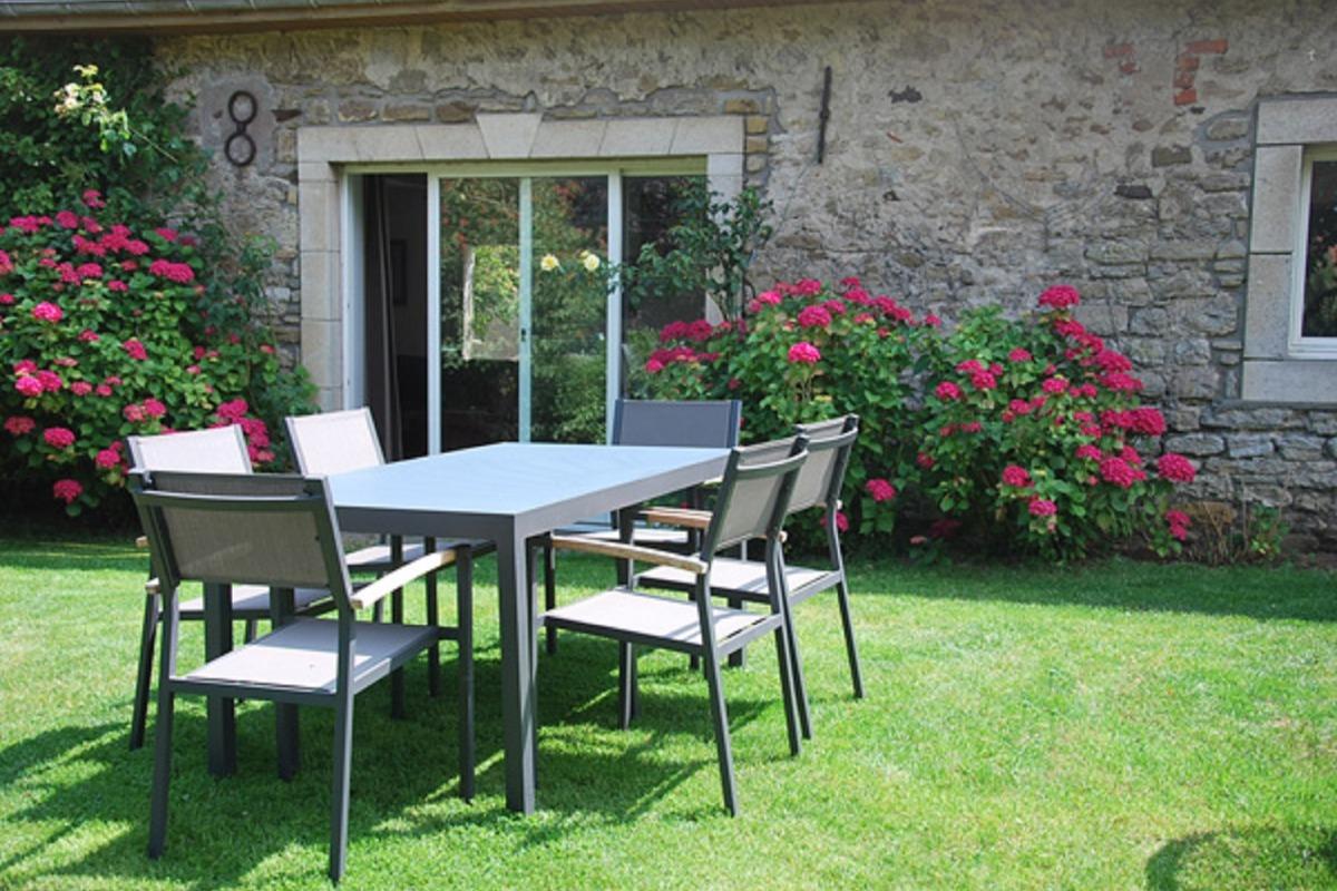 Jardin - Location de vacances - Wimille