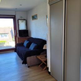Terrasse arrière - Location de vacances - Cap Gris Nez