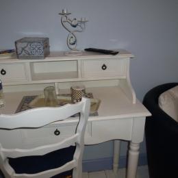 Chambre Oiseau Bleu - Chambre d'hôtes - Boulogne-sur-Mer