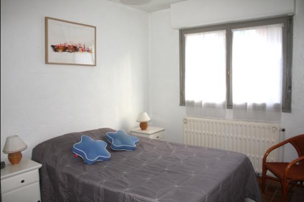 Chambre cote jardin  - Location de vacances - Ambleteuse