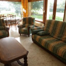 Salon et séjour - Location de vacances - Stella Plage