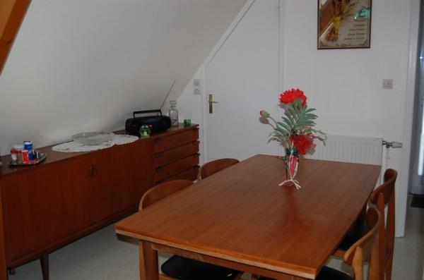 salle de séjour    - Location de vacances - Groffliers