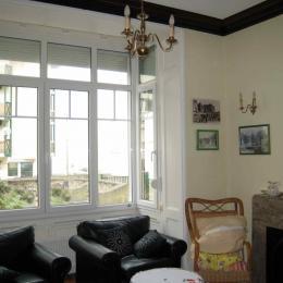 le salon - Location de vacances - Wimereux