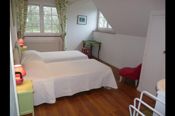 suite chambre 2 - Chambre d'hôtes - Verton