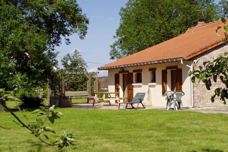 Gîte Au Verger de la Maulière - Location de vacances - Audrehem