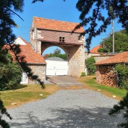 couché de soleil sur la baie de tissant - Location de vacances - Audembert