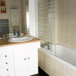 salle de bain - Chambre d'hôtes - Billy-Berclau