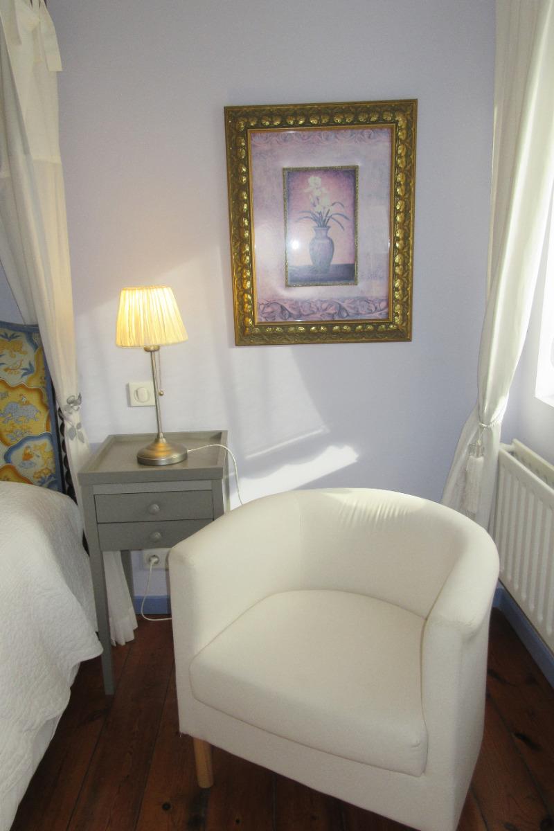 chambre - Chambre d'hôtes - Billy-Berclau