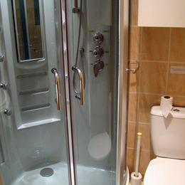 salle de bain  - Location de vacances - Servins