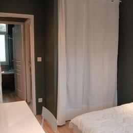 Chambre double - Location de vacances - Ambleteuse