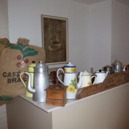 La Cuisine mise à disposition - Chambre d'hôtes - Manin
