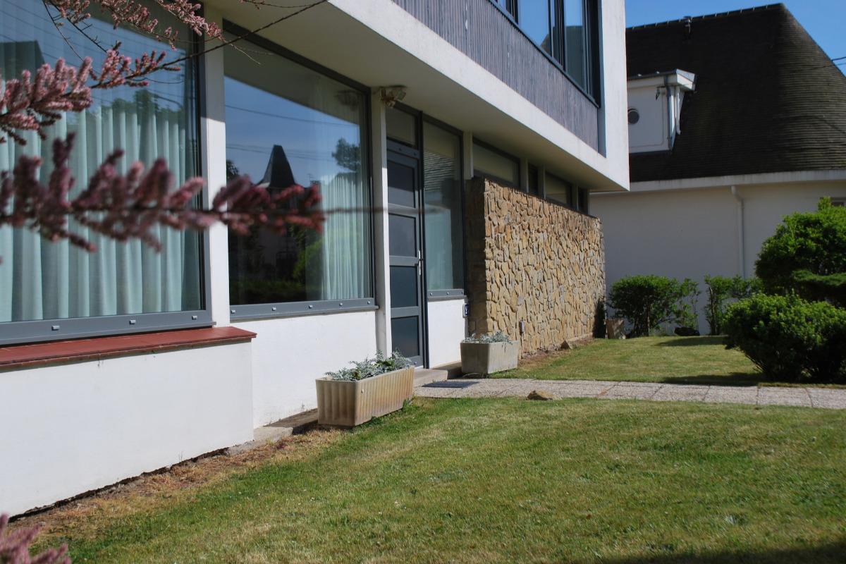 Appartement en rez-de-jardin de la Villa Vancouver - Location de vacances - Le Touquet-Paris-Plage