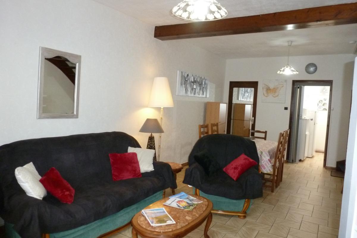 Chambre1 - Location de vacances - Calais