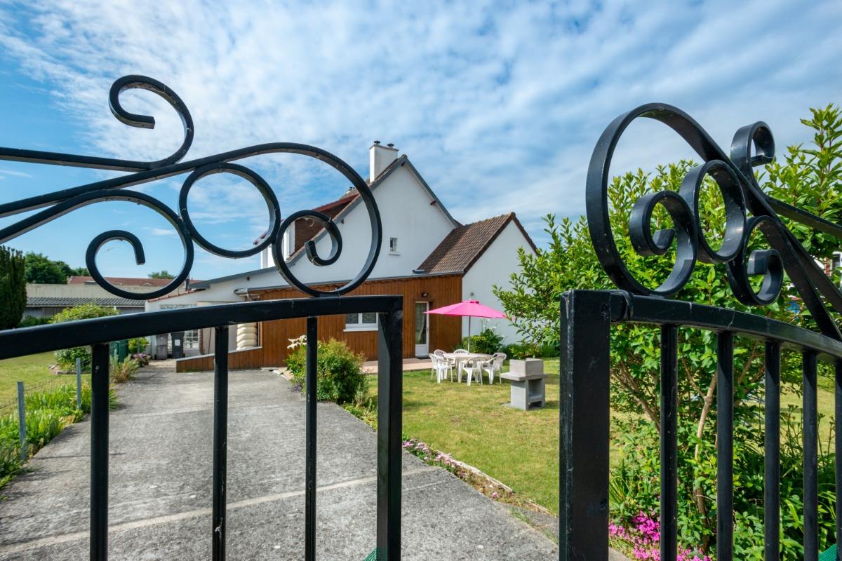 salon de jardin  - Location de vacances - Camiers
