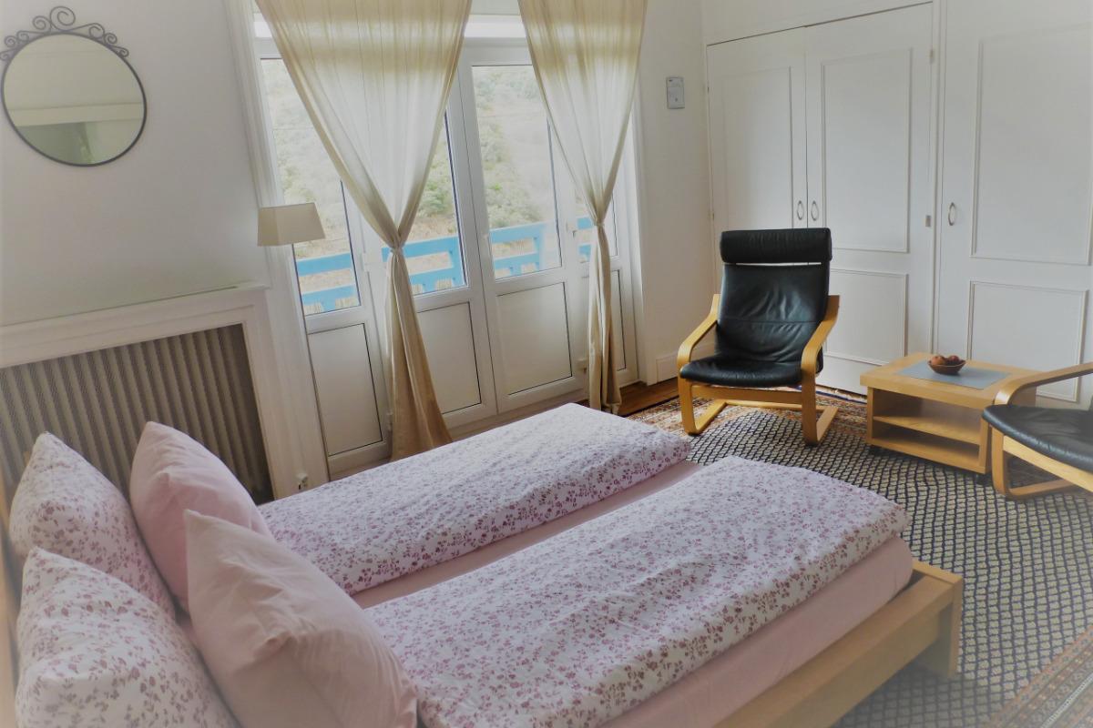La Villa Anémone et son jardin - Chambre d'hôtes - Berck Sur Mer