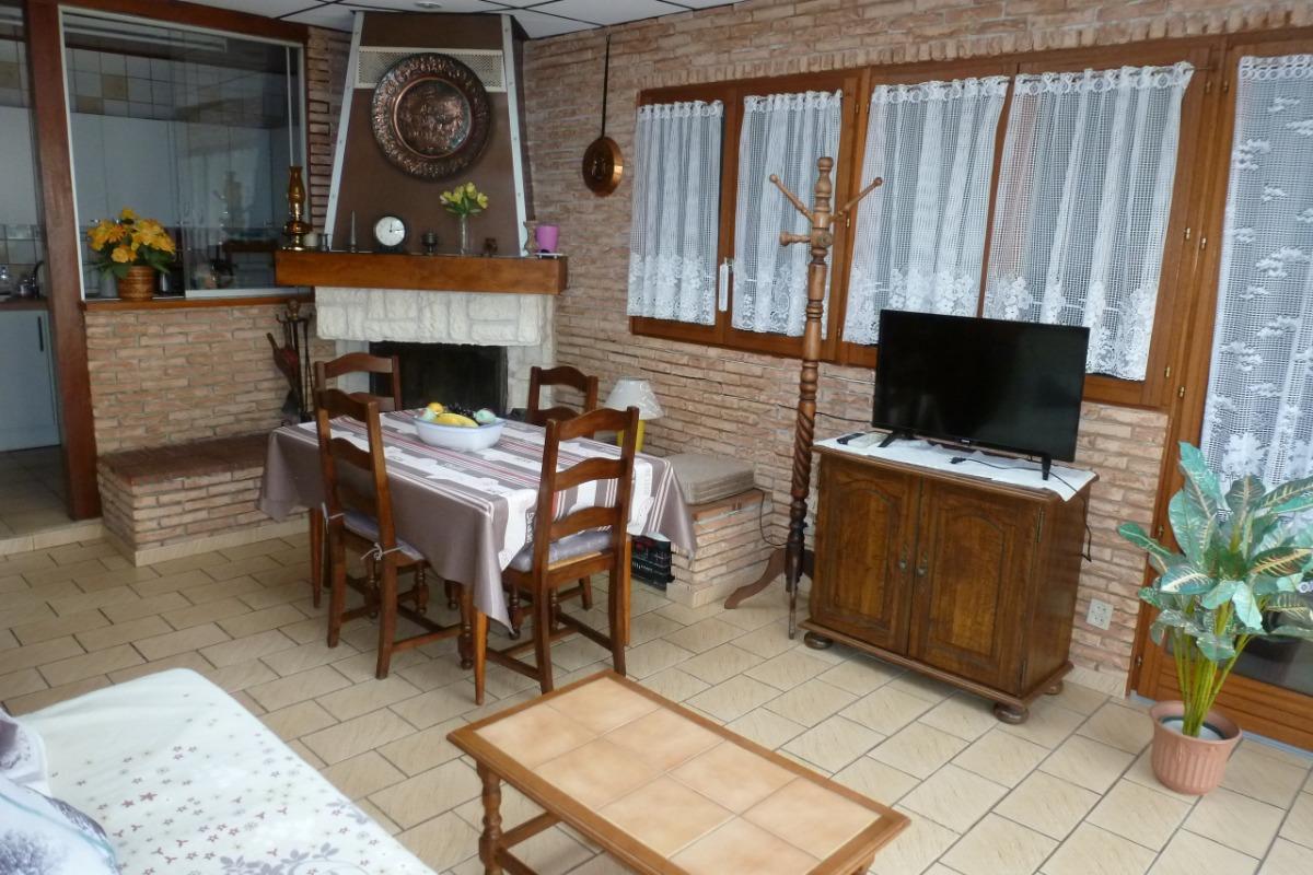 Salon et séjour - Location de vacances - Merlimont