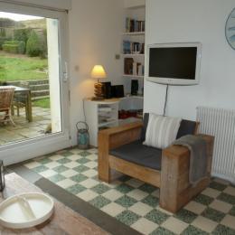 Salon - Location de vacances - Wimereux