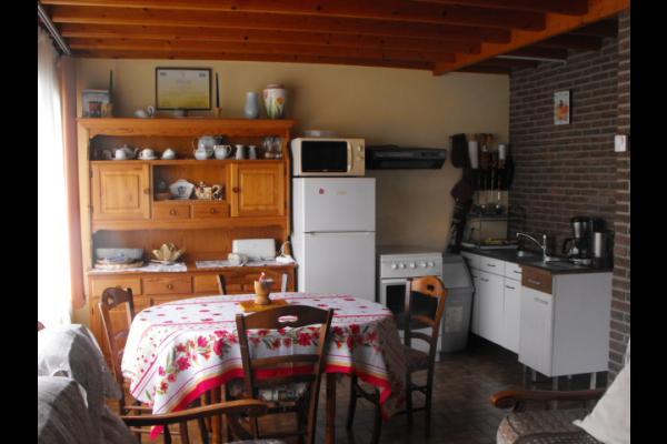 Coin cuisine - Location de vacances - Saint-Georges