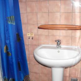 Salle de bain - Location de vacances - Saint-Georges
