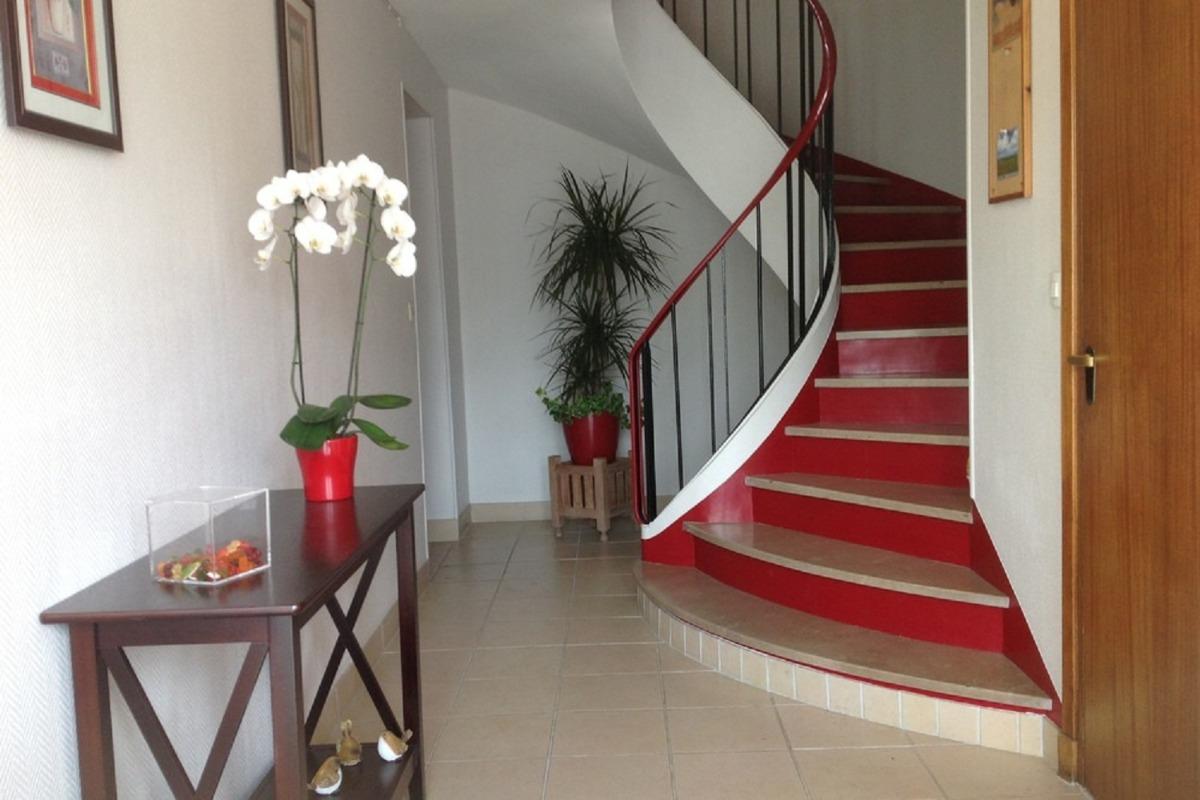 Entrée - Chambre d'hôtes - Boulogne-sur-Mer