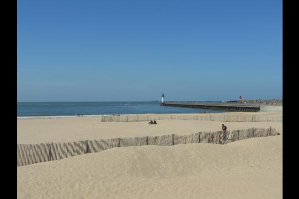 la jetée - Location de vacances - Calais