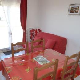 salon séjour - Location de vacances - Calais