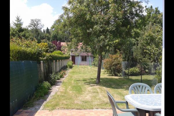 jardin - Location de vacances - Aix-en-Issart