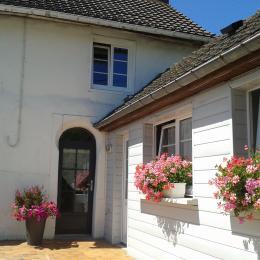 façade - Location de vacances - Aix-en-Issart
