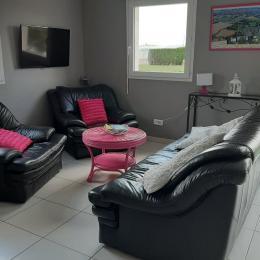 Chambre au RDC avec 2 lits 90 cm - Location de vacances - Saint-Omer