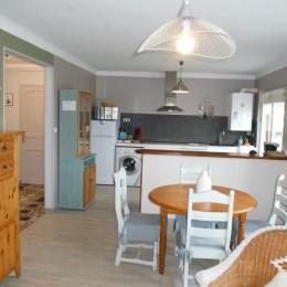 cuisine - Location de vacances - Calais