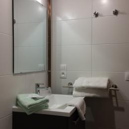 salle de bain - Chambre d'hôtes - Penin